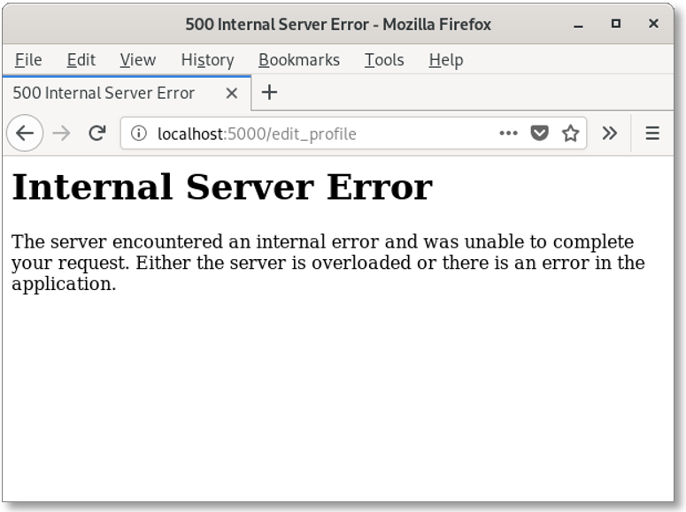 Flask_Tutorial_Chapter7_Default_Error_Page_Without_Debug_Mode