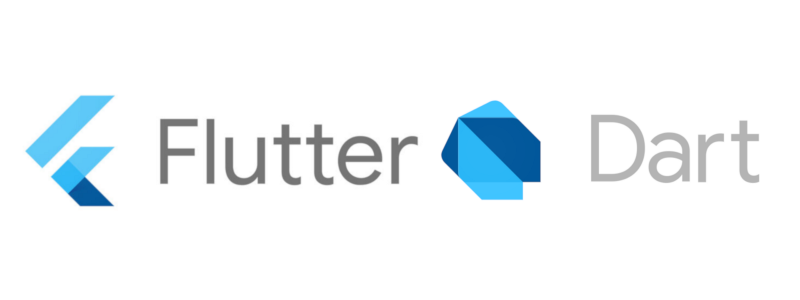 Dart and Flutter Logo